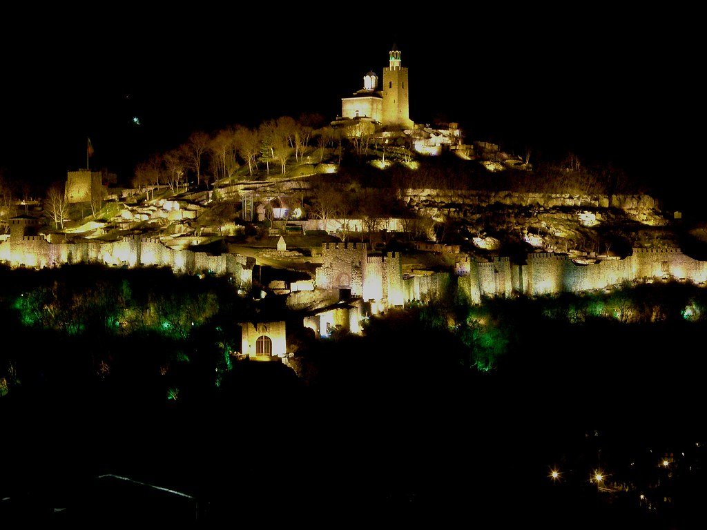 Sound and light show at Veliko Tarnovo by Klearchos Kapoutsis, on Flickr