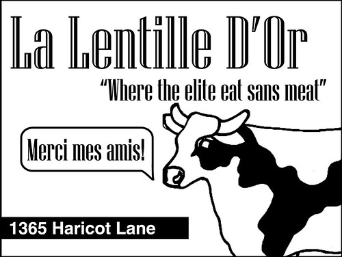 Lentille by Christin Hahn