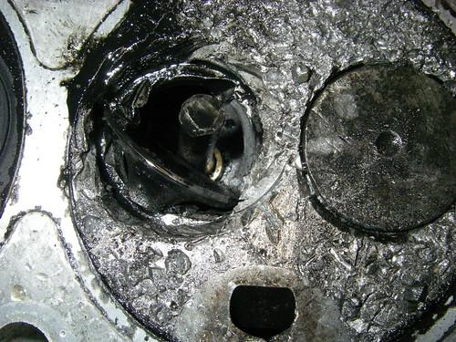 broken valve