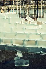 Melt Down (Weirdos Lui) Tags: london ice tatemodern floods