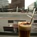Instant café au chaud