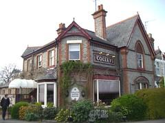 Colleys Supper Rooms Bristol Menu