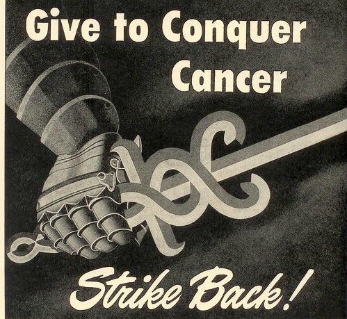 American Cancer Society PSA 1950 - detail (by senses working overtime)