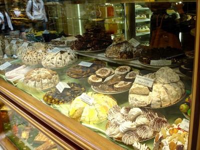 Venetian pastry shop