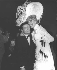 Jerry Herman and Carol Channing as Dolly.