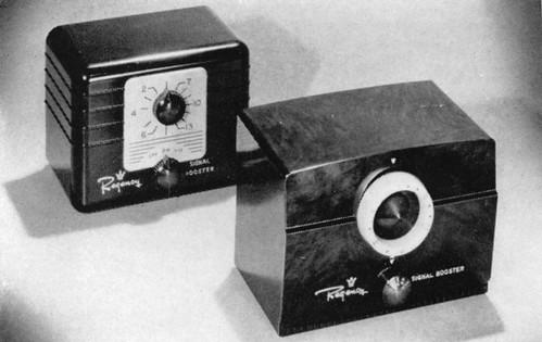 regency booster 1954