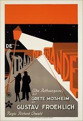 De straat der schande (Die Rothausgasse) met Grete Mosheim en Gustav Froehlich