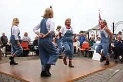 Wessex Folk Festival 2011 - Stampede Appalachian Dance (dorsetbays) Tags: england music festival dance folk live dorset appalachian weymouth stampede wessex trinitystreet oldharbour 2011 wessexfolkfestival weymouthfolkfestival
