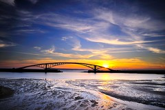 澎湖 - 西瀛虹橋 (iron wang) Tags: sunset sunrise amazing taiwan penghu ais speechless 242 2011 西瀛虹橋 澎湖花火節