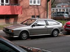 Volkswagen Scirocco GT MK II (junktimers) Tags: volkswagen ii mk2 gt mk scirocco