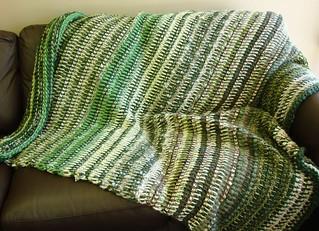 Ravelry Stash Buster Blanket Pattern By Jennifer Hansen