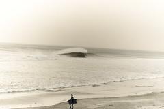 Alone... (JohnnyRedmond) Tags: color cool surf waves barrels tubes dude sick offshorewinds bajamalibu