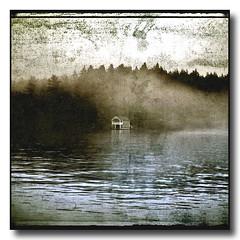 Dreamers of the Dream (Maureen F.) Tags: lake bravo muskoka boathouse magicdonkey mywinners artlibre infinestyle thegoldenmermaid thegardenofzen dreamersofthedream arthurwilliamedgaroshaughnessy