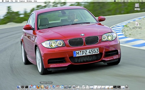 OSX Leopard Desktop