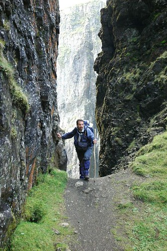 Sherpa Mennaai Inside The Quiraing