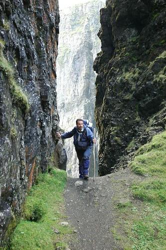 Sherpa Mennaai Inside The Quiraing