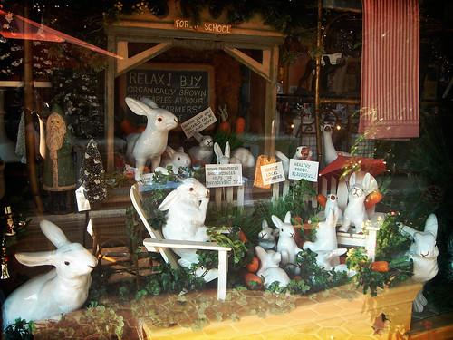 bunny farmer's market