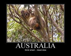 Australia, think smart
