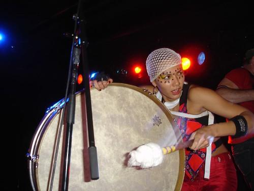 Gogol Bordello live @ A38, Budapest (23.11.2007)