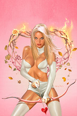 Emma_Frost_#2_The_Uncanny_X-men (Greeeeeeeeeeg) Tags: cyclops xmen marvelcomics xman hellfireclub jeangrey emmafrost greghorn whitequeen scottsummers