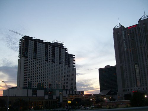 Grand Hyatt and the Marriott
