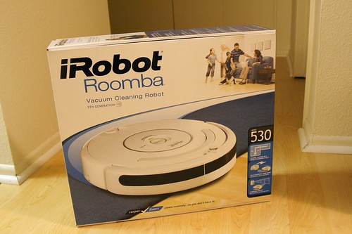 Roomba in the Box