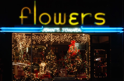 Art Deco Flower Shop