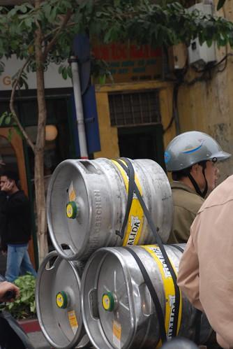Beers deliver