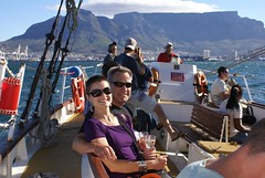 Sunset Cruise on sailing Boat, Cape Town (DanieVDM) Tags: ocean cruise sunset sea southafrica boat sailing capetown chantel tablebay tablemountain danie sailingboat sunsetcruise spiritofvictoria