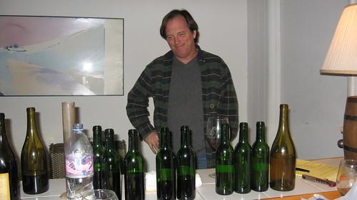 Blending wines