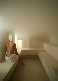 bagno turco le rose suite hotel