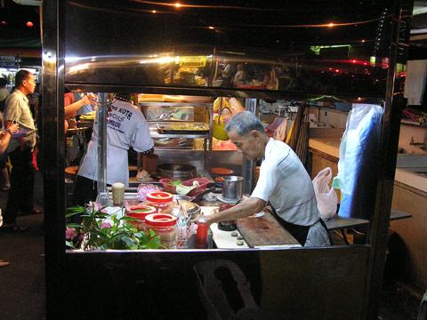 Popiah Vendor