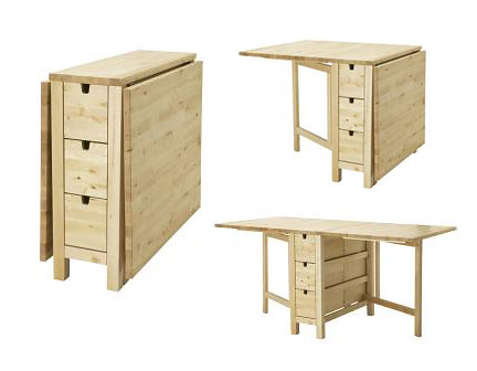 The perfect craft table - Table modulable ikea ...