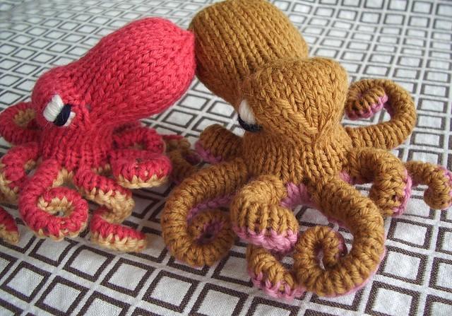 Octopus by Hansi Singh