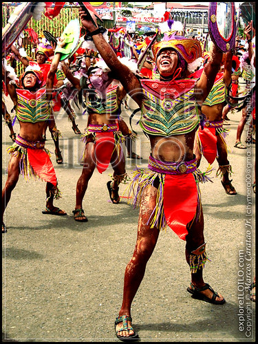 Dinagyang 2008 Circle of Winners