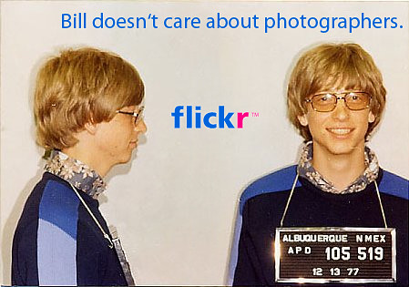 Bill, don't take my flickr.com away.