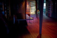 06 February, 17.03 (Ti.mo) Tags: uk england house london architecture tate tatemodern southbank villa tropical aluminium bankside tropicalmodernism jeanprouv lamaisontropicale jeanprouv