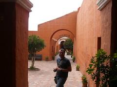dentro il monasterio (antonde) Tags: peru arequipa santacatalina