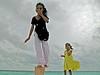 shy girls (ahmed (John)) Tags: travel girls sky cloud playing love beach kids john photo flickr hand culture shy lagoon maldives affair globalvillage excellence yougotit toursim plus4 golddragon itsabeautiful globalcity plus4excellence megashot invitedphotosonly gvadminshalloffame invitedphotosonlyplus4 ineterest