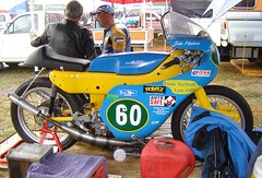 Ariel Arrow racer (rickw_nz) Tags: ariel arrow pukekoheclassicracing