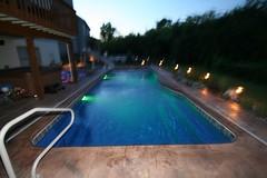 Signature Pools Chicago- Leisure Pools fiberglass pool