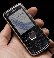 Nokia 6220 Classic at Mobile World Congress 2008
