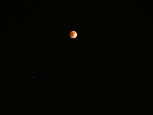 02 Lunar Eclipse by JL