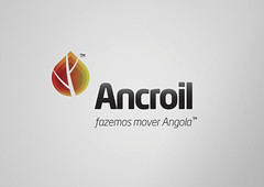 ancroil logo by illusive design collective (ptFOLIO) Tags: portugal station logo design branding tanker collective angola illusive ptfolio ancroil