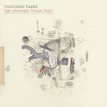 Frightened Rabbit -- The Midnight Organ Fight