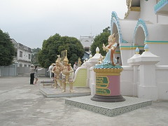 Temple a la Disney
