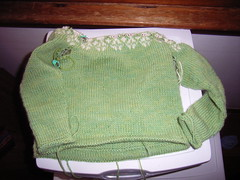 green sweater asa