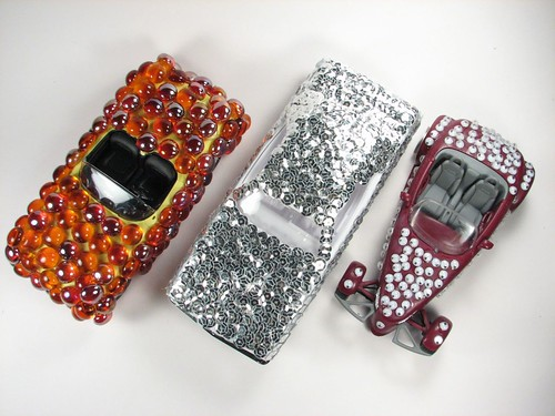 Miniature Art Cars