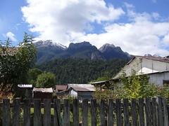 Carretera Austral - Chaiten - Coyhaique - village