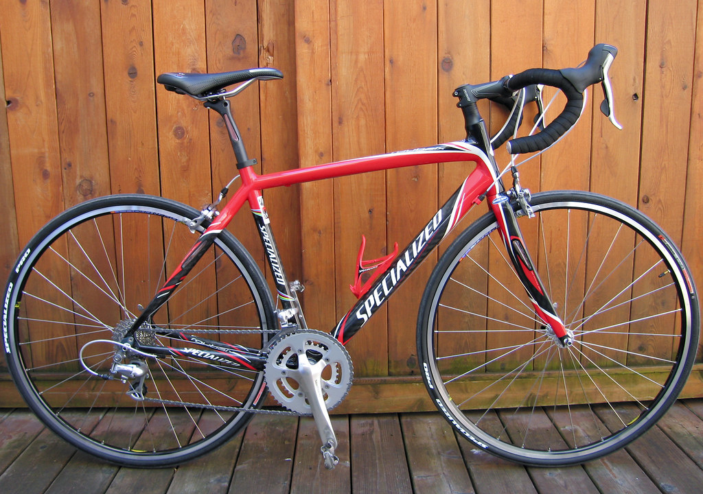 Specialized Roubaix Comp (compact)